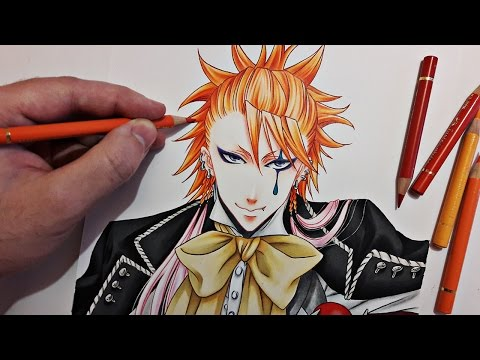 Speed Drawing Joker || Black Butler - Kuroshitsuji