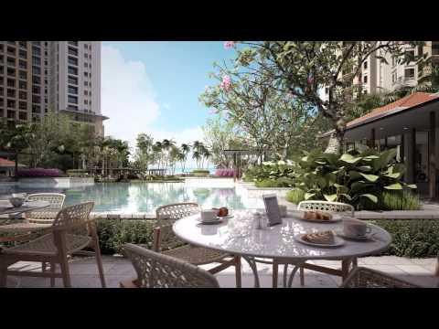 Andaman Condominium (Freehold) - At Quayside, Penang (Malaysia)