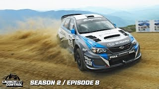Launch Control: Pastrana and Higgins Climb to the Clouds on Mt. Washington -- Episode 2.8