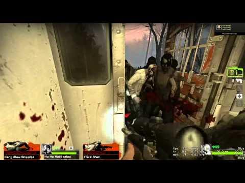 Nbg L4d2 - Blood Harvest Rape (no Sound) video