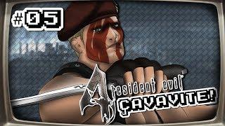 MISSION COMPLETE ! [ÇAVAVITE!] Resident Evil 4 #05 FEAT CBW