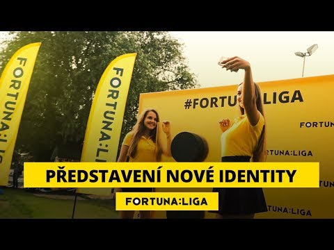Fortuna a LFA představují novou identitu fotbalových soutěží