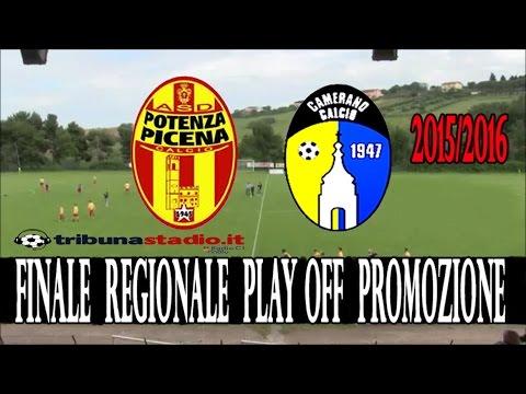 Finale regionale Play off Potenza Picena - Camerano