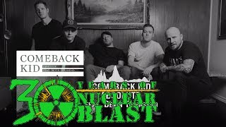 COMEBACK KID - Absolute (audio)  Feat. Devin Townsend