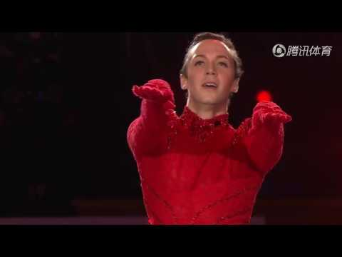 "Johnny Weir - (15.07.16 )Beyonce medley in ""Amazing On Ice"" Beijing"