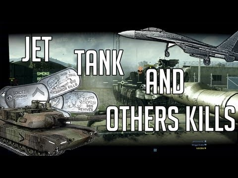 Jet Tank And Others Kills by: K4V3R4