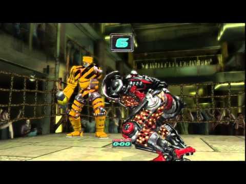 Живая сталь игра PS3/xbox360(Real steel the video game Xbox360/PS3)-Toolbox(Робот из DLC)