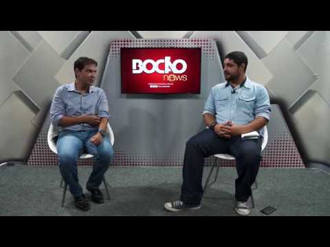 Entrevista com o candidato à presidência da UPB: Eures Ribeiro