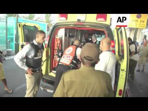 First Israeli dies after more than a week of fighting with Hamas; hospital scenes