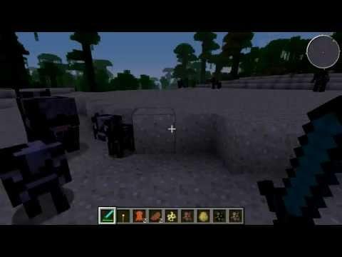 Minecraft Mody-OptiFine,Minimap,Shader Mod Core,Damage Indicators