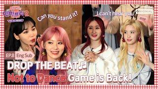 Eng Sub Eat-ting Trip2 EP08. Not to Dance Game Returns I 아이즈원 잇힝트립2 I IZ*ONE
