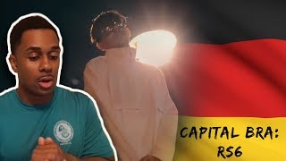 Capital Bra - RS6 (Prod. Lucry) REACTION