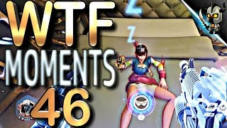 OVERWATCH ►► WTF FUNNY & EPIC Moments ►#46 Soldier: 76 Is a Perv
