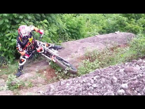 Trabas extreme enduro-trial HD