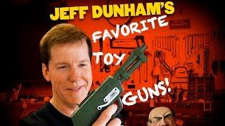 Jeff Dunham's Favorite Toy Guns! | JEFF DUNHAM