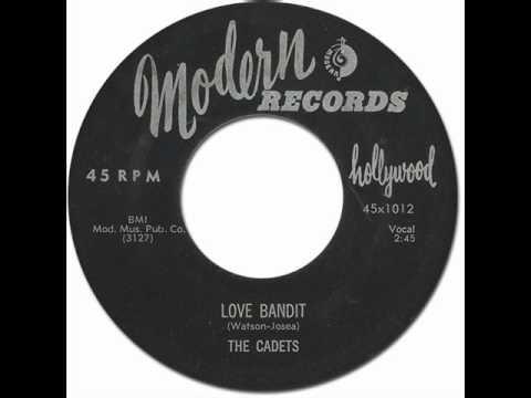 The Cadets - Love Bandit [Modern #1012] 1957 Doo-Wop Rocker/R&B Jump