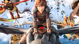 HOW TO TRAIN YOUR DRAGON 3 - 8 Minutes Clips + Trailer (2019)