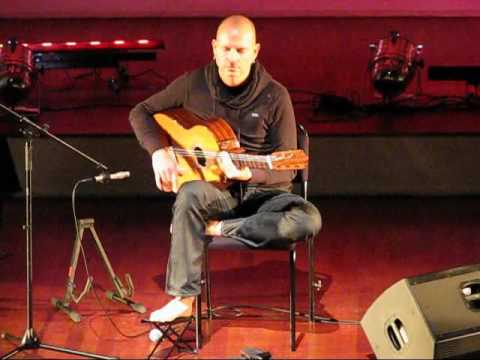 Ottmar Liebert in Riga 11 10 2009