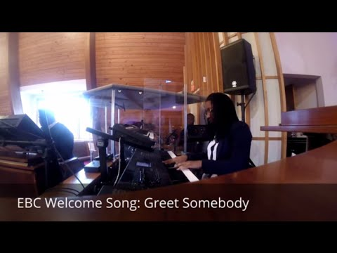 Brinklow Welcome Song: Greet Somebody