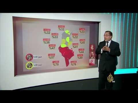 مرشحا الحسم بالانتخابات الرئاسية التونسية