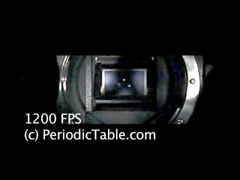 Canon 50D Error 99 in slow motion