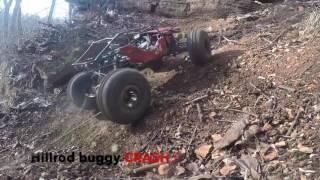 Buggy crash Hillrod rc films