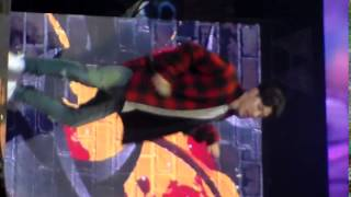 [Fancam] HanBin @ Debut Concert 1