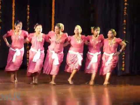 Goa Folk Art Festival - Dances Etc video