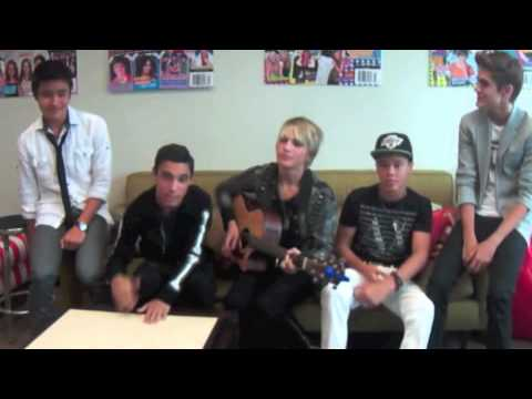 Im5 Cover boyfriend By Justin Bieber video