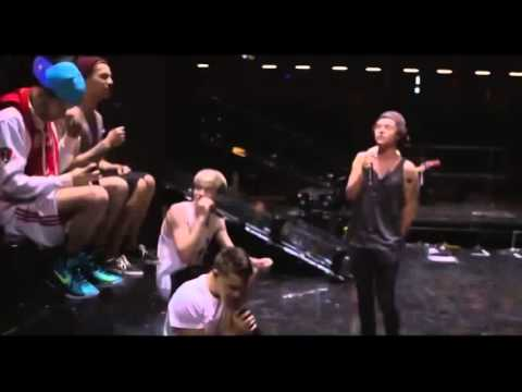 One Direction, Last First Kiss - Reggae Version
