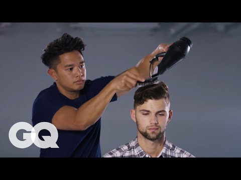 How to Use a Blow-Dryer - Best Hair Tips for Men - Details Magazine