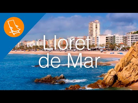 Lloret de Mar - The liveliest city on the Costa Brava
