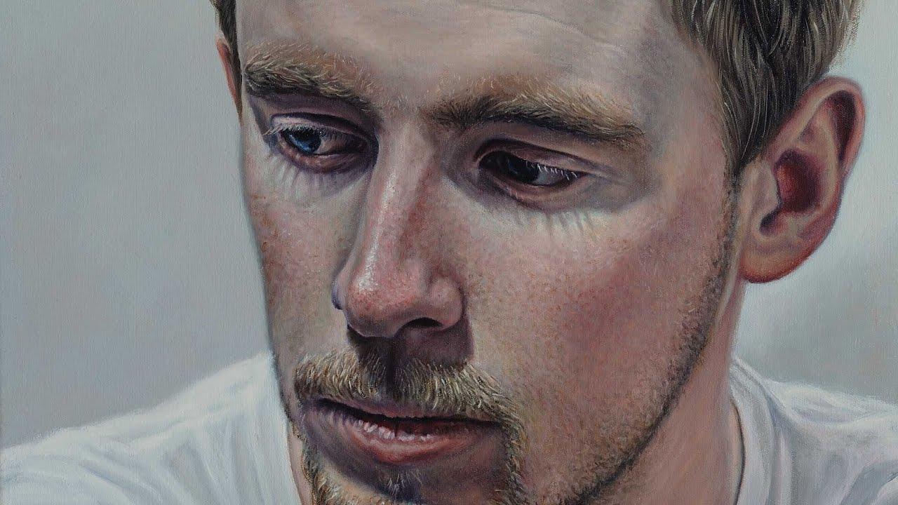 Oil Painting Technique Portrait