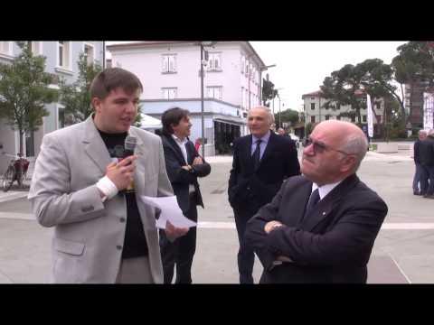 Intervista al Presidente della Lega Nazionale Dilettanti Carlo Tavecchio (12/04/2014)