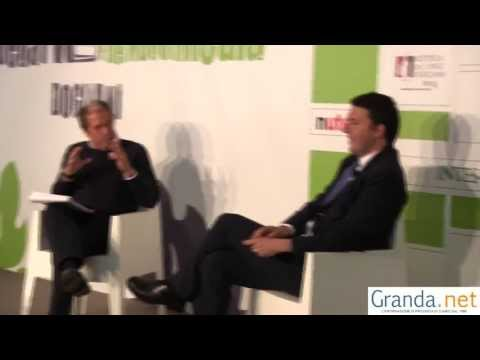 L'intervento di Matteo Renzi al Festival della TV di Dogliani