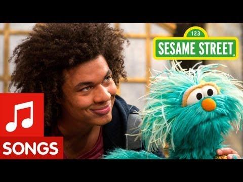 Sesame Street - Rosita