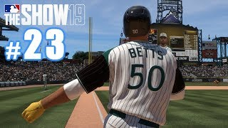 MOOKIE HITS ONE A MILE! | MLB The Show 19 | Diamond Dynasty #23