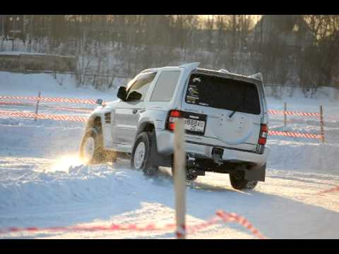 Toyota Rush Vs Pajero Dakar - Xpower Penghemat BBM Terbaik