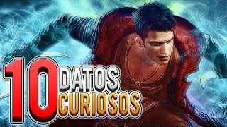 10 Datos Curiosos de DMC Devil May Cry