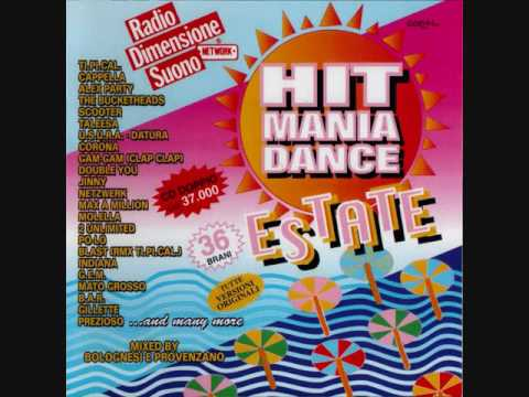 Hit Mania Dance Estate CD2 (1995)