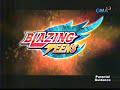 Blazing Teens (Tagalog Opening) Video