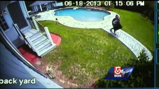 Hernandez jurors see home surveillance video, text messages