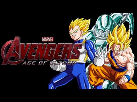 Dragon Ball Z: Age Of Cooler (Avengers Age Of Ultron Mash Up)