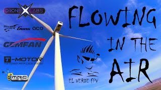 """Flowing in the air - FPV""  - Freestyle - Drone - Racing - Hyper X Proto Frame - DroneXLabs"
