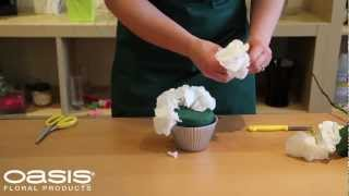 OASIS® Floral Products ~ How To ~ Mr & Mrs