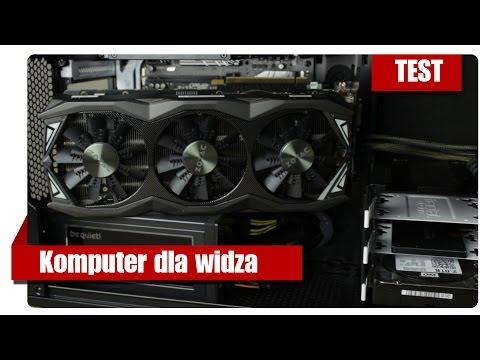 Test Komputera Dla Widza Za 11 Tys. Złotych | Wiedźmin 3, Dying Light, CS:GO, Far Cry 4 | WQHD 4K