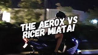 AEROX vs 400hp ROADSTER
