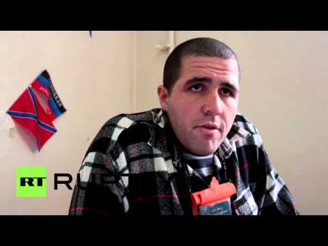 Ukraine: Meet the Brazilian DNR/DPR volunteer fighting 'American imperialism'