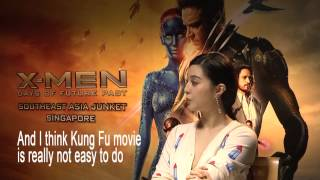 IGN Asia: X-Men: Days of Future Past - Fan Bingbing Interview