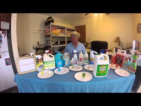 Boat Reupholstery and Seat  Repair DIY Chapter 7 Upholstery Cleaning